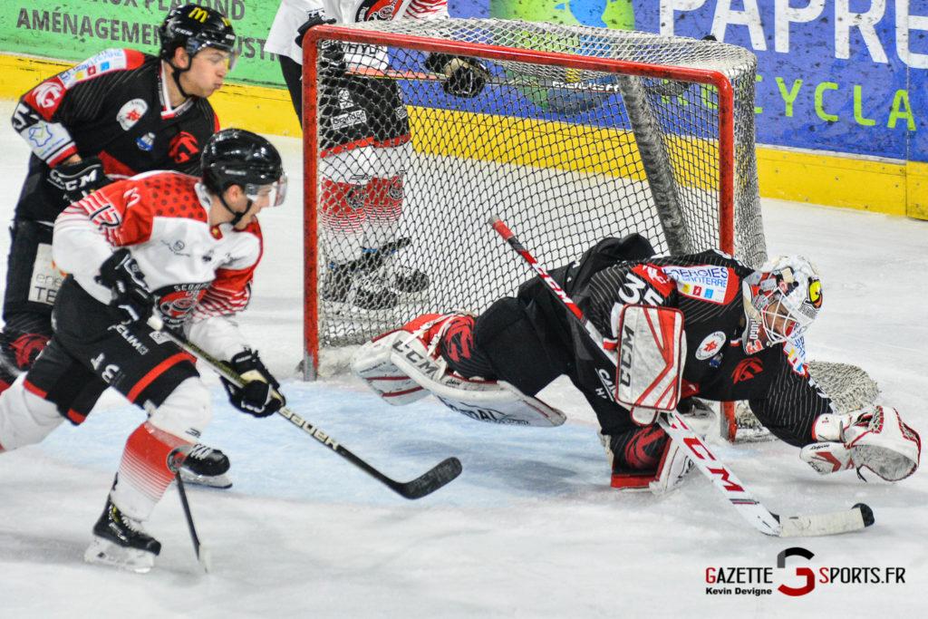 Hockey Gothique Vs Mulhouse 1 4 Match 1 Kevin Devigne Gazettesports 129