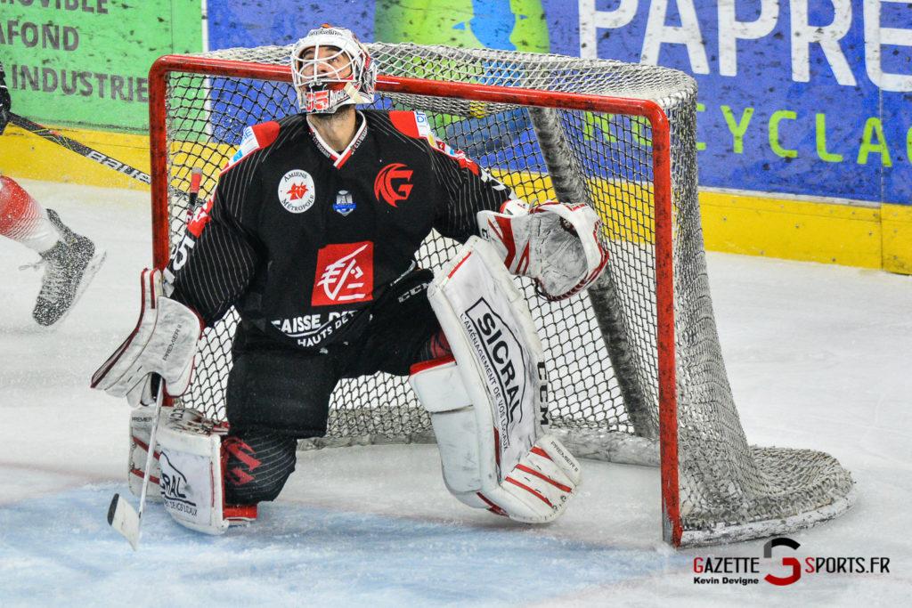 Hockey Gothique Vs Mulhouse 1 4 Match 1 Kevin Devigne Gazettesports 130