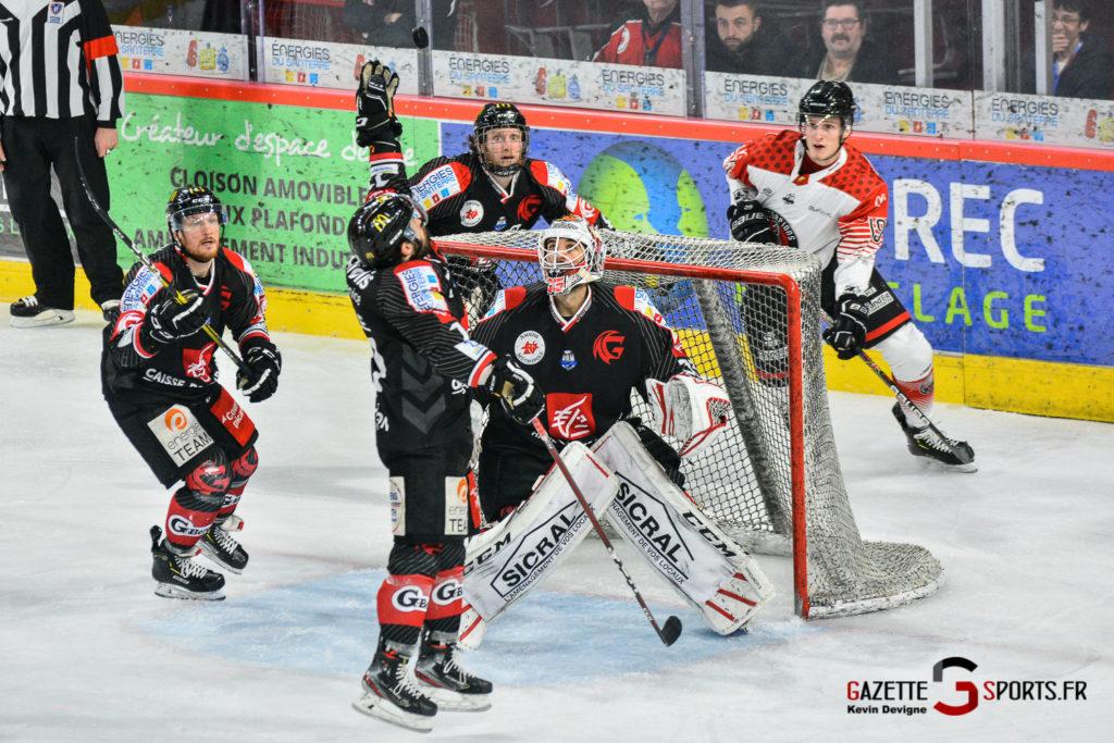 Hockey Gothique Vs Mulhouse 1 4 Match 1 Kevin Devigne Gazettesports 131