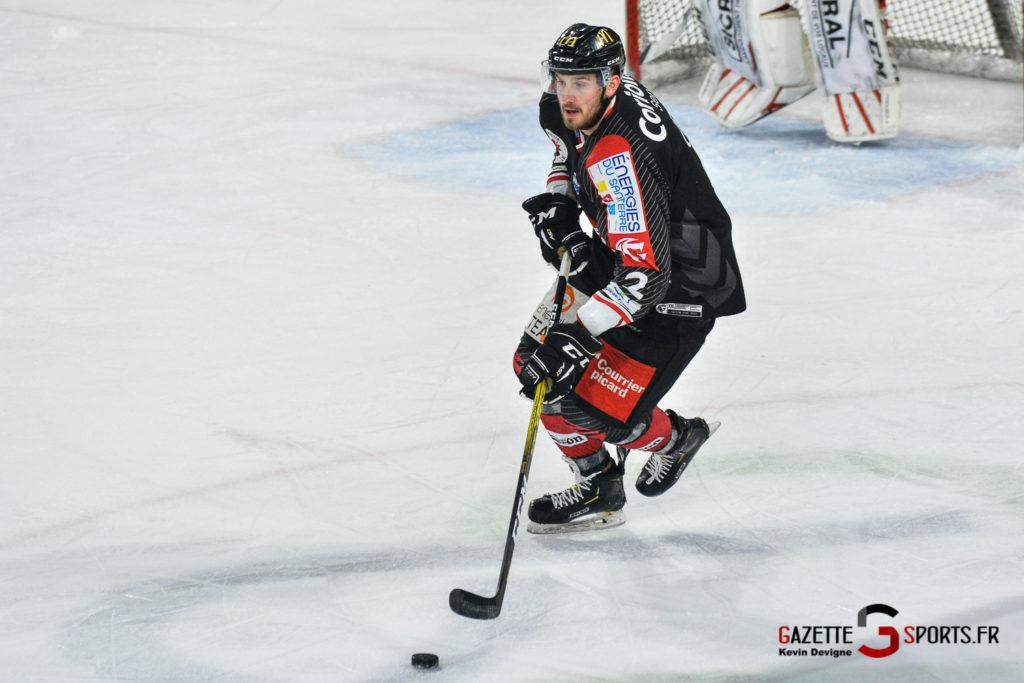 Hockey Gothique Vs Mulhouse 1 4 Match 1 Kevin Devigne Gazettesports 132