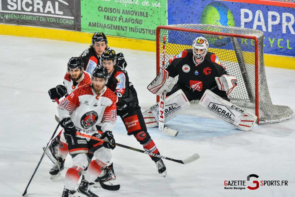 Hockey Gothique Vs Mulhouse 1 4 Match 1 Kevin Devigne Gazettesports 134