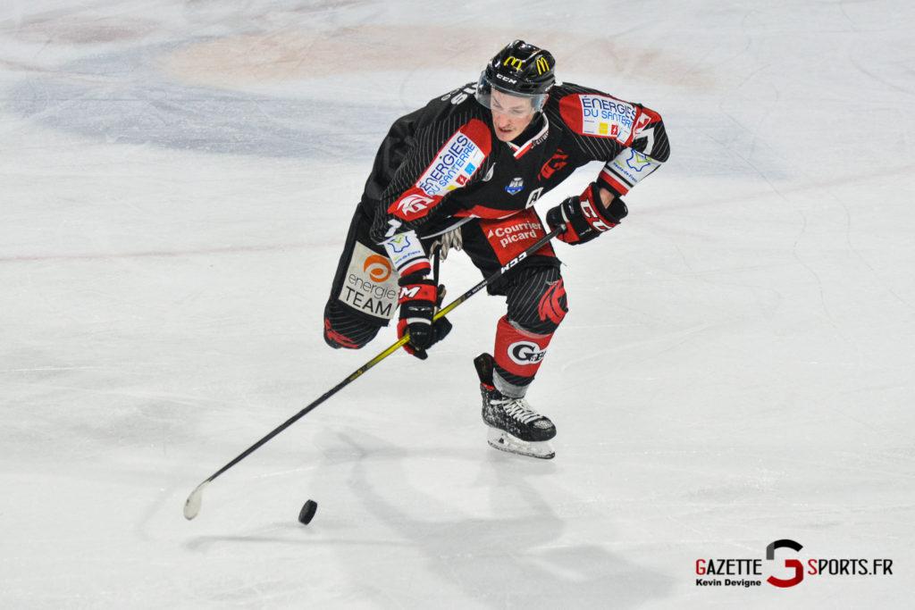 Hockey Gothique Vs Mulhouse 1 4 Match 1 Kevin Devigne Gazettesports 135