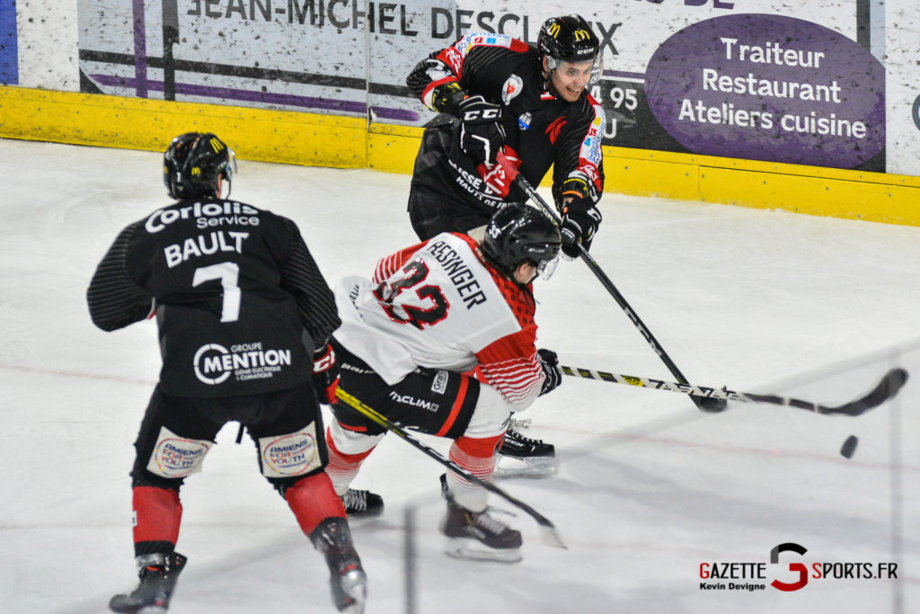 Hockey Gothique Vs Mulhouse 1 4 Match 1 Kevin Devigne Gazettesports 136