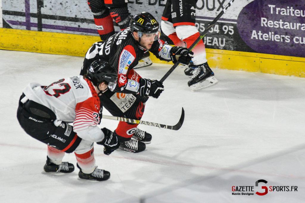 Hockey Gothique Vs Mulhouse 1 4 Match 1 Kevin Devigne Gazettesports 138