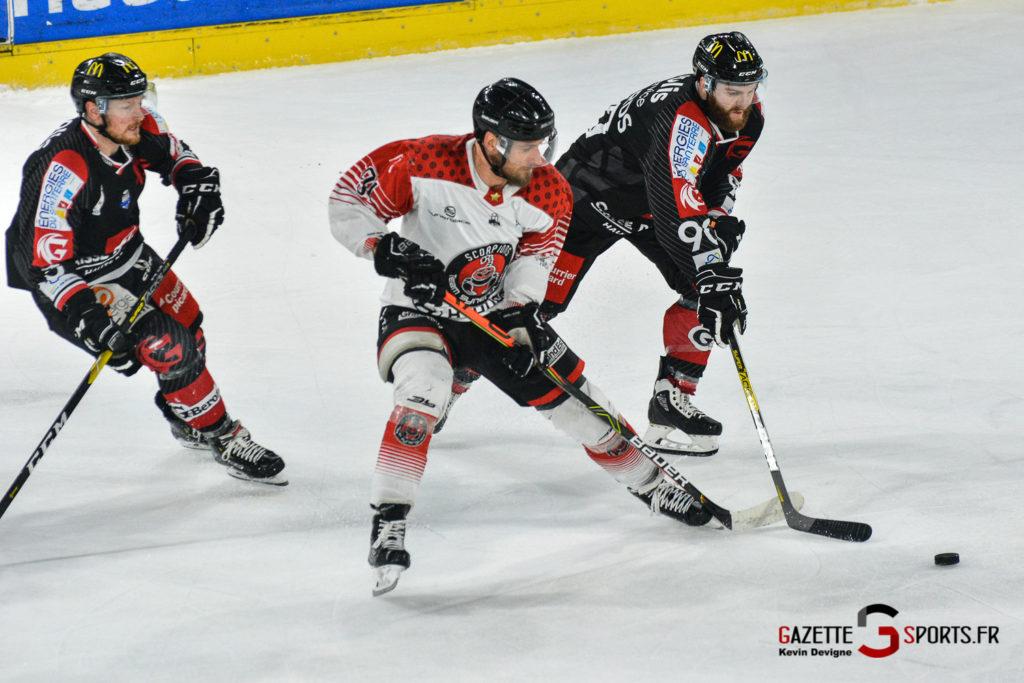 Hockey Gothique Vs Mulhouse 1 4 Match 1 Kevin Devigne Gazettesports 139