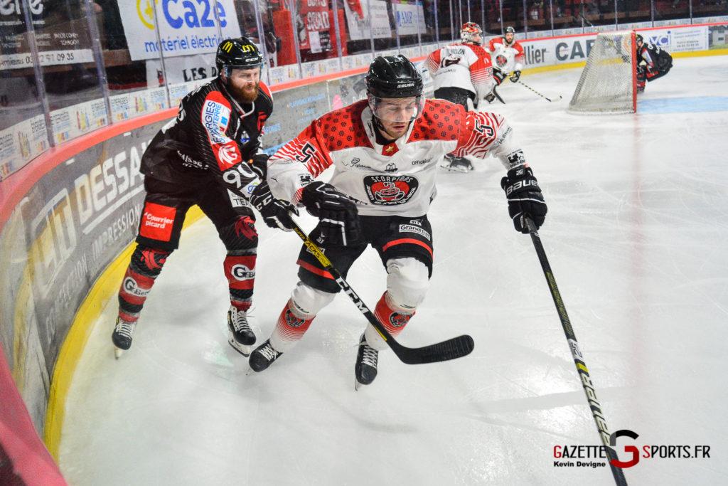 Hockey Gothique Vs Mulhouse 1 4 Match 1 Kevin Devigne Gazettesports 14