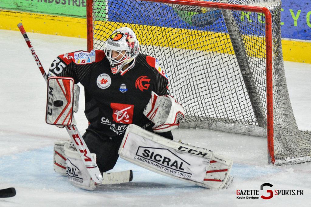 Hockey Gothique Vs Mulhouse 1 4 Match 1 Kevin Devigne Gazettesports 140