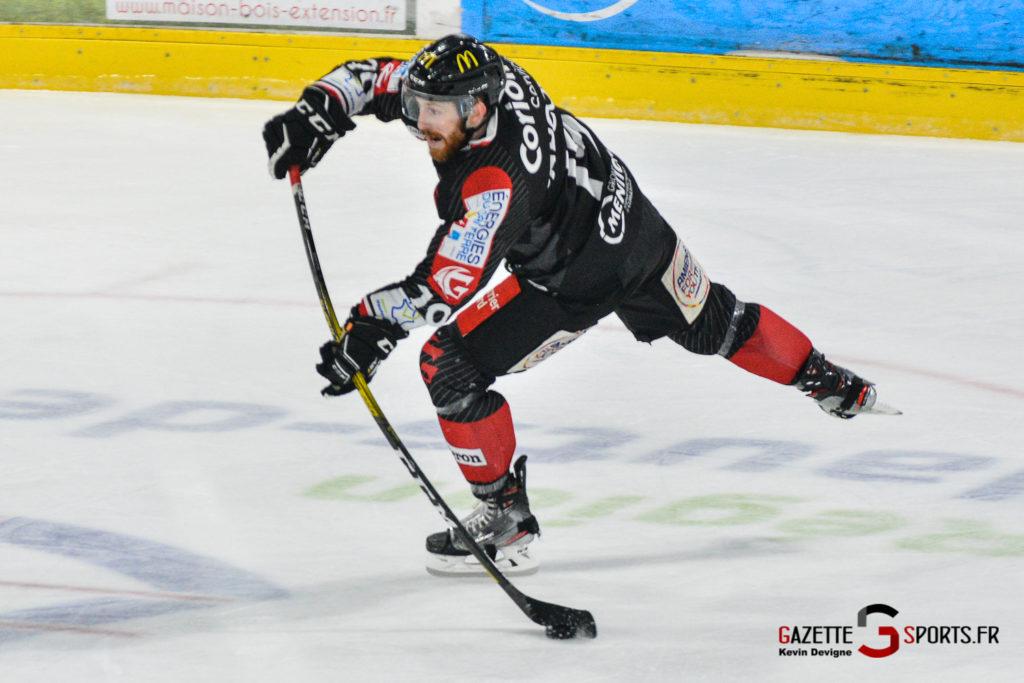 Hockey Gothique Vs Mulhouse 1 4 Match 1 Kevin Devigne Gazettesports 141