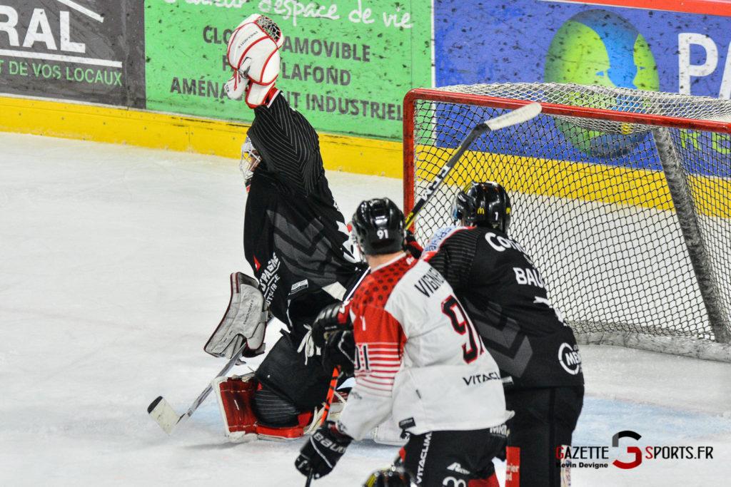 Hockey Gothique Vs Mulhouse 1 4 Match 1 Kevin Devigne Gazettesports 144