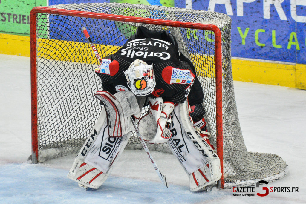 Hockey Gothique Vs Mulhouse 1 4 Match 1 Kevin Devigne Gazettesports 145