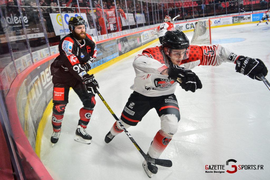 Hockey Gothique Vs Mulhouse 1 4 Match 1 Kevin Devigne Gazettesports 15