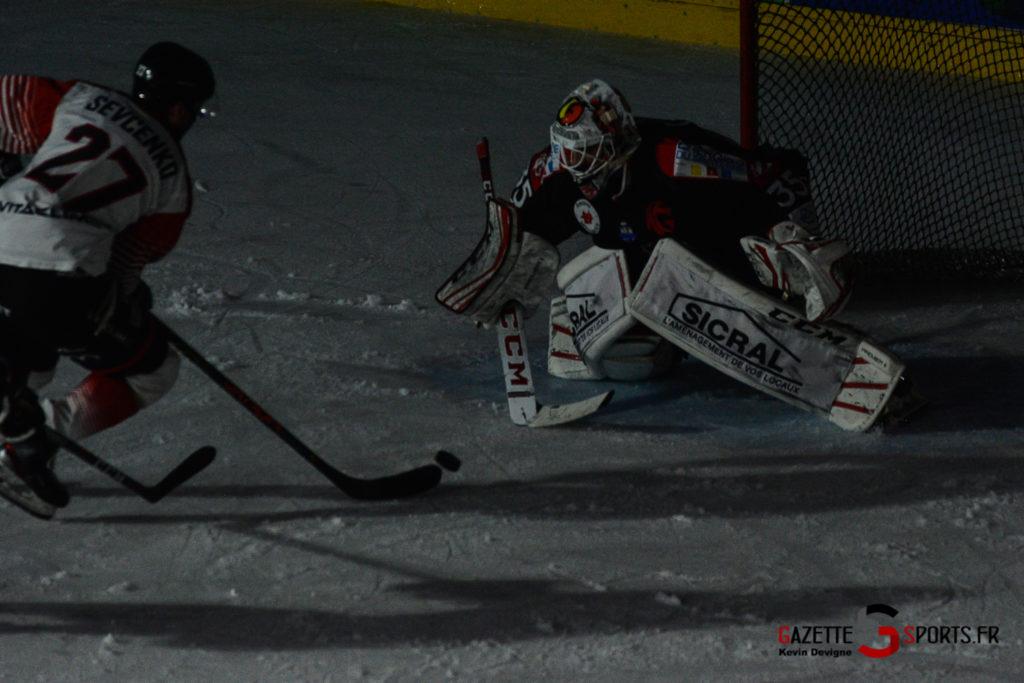 Hockey Gothique Vs Mulhouse 1 4 Match 1 Kevin Devigne Gazettesports 150