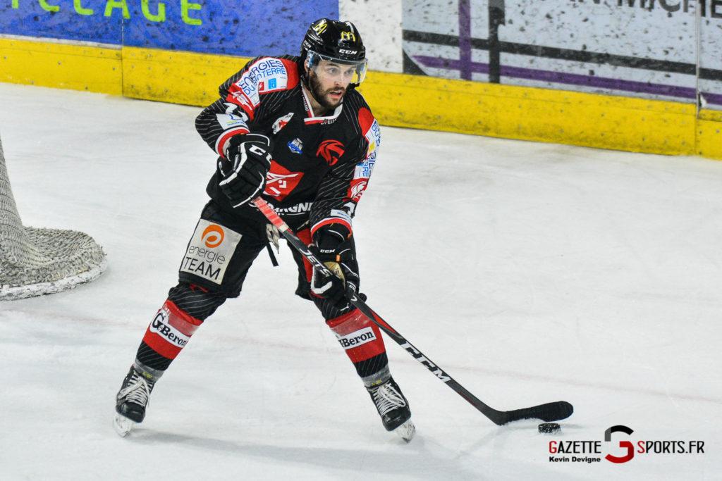 Hockey Gothique Vs Mulhouse 1 4 Match 1 Kevin Devigne Gazettesports 152