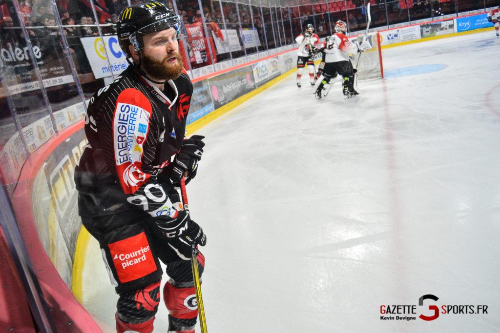 Hockey Gothique Vs Mulhouse 1 4 Match 1 Kevin Devigne Gazettesports 16