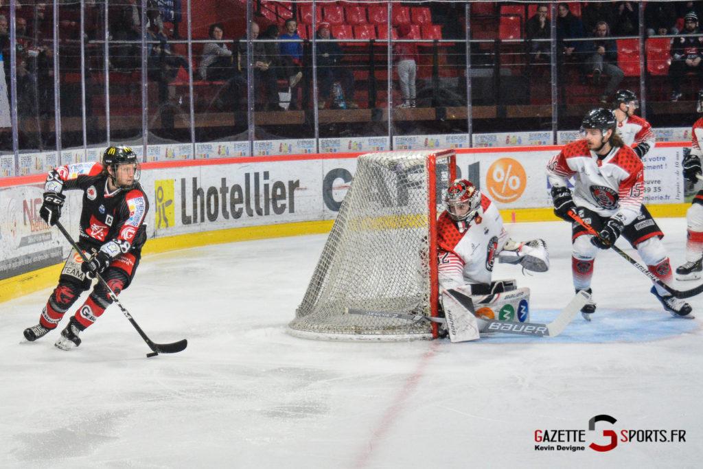 Hockey Gothique Vs Mulhouse 1 4 Match 1 Kevin Devigne Gazettesports 17