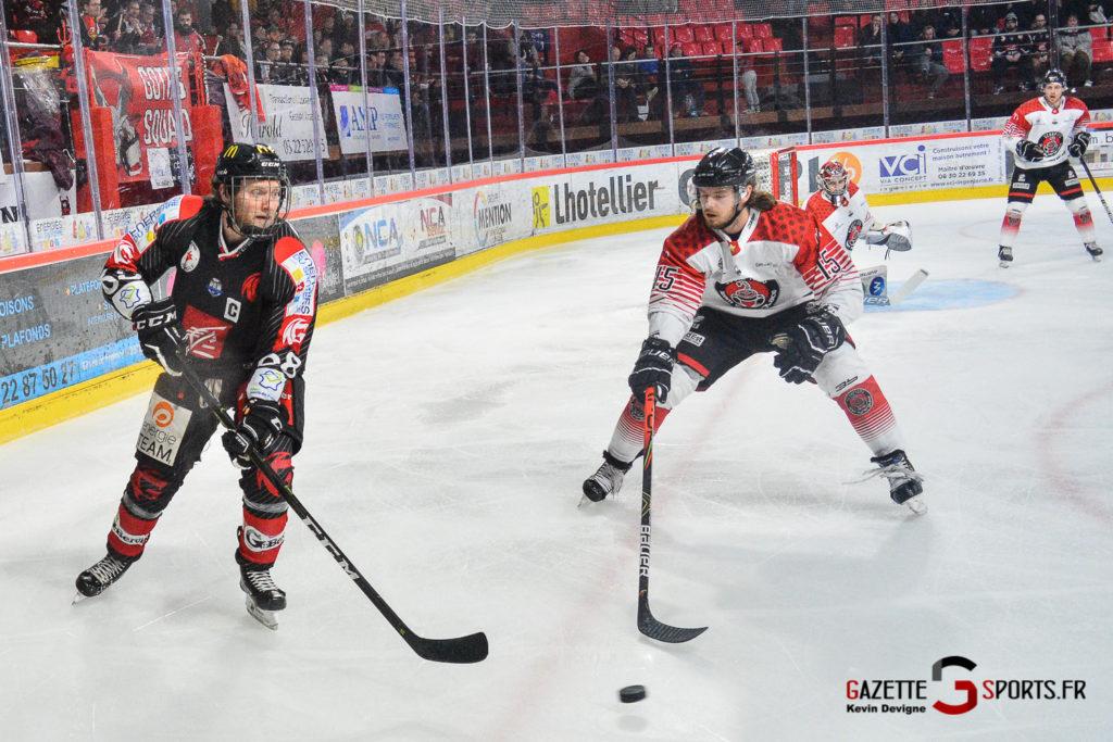 Hockey Gothique Vs Mulhouse 1 4 Match 1 Kevin Devigne Gazettesports 18