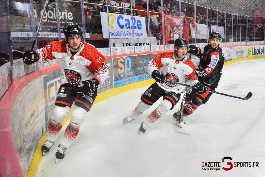Hockey Gothique Vs Mulhouse 1 4 Match 1 Kevin Devigne Gazettesports 19