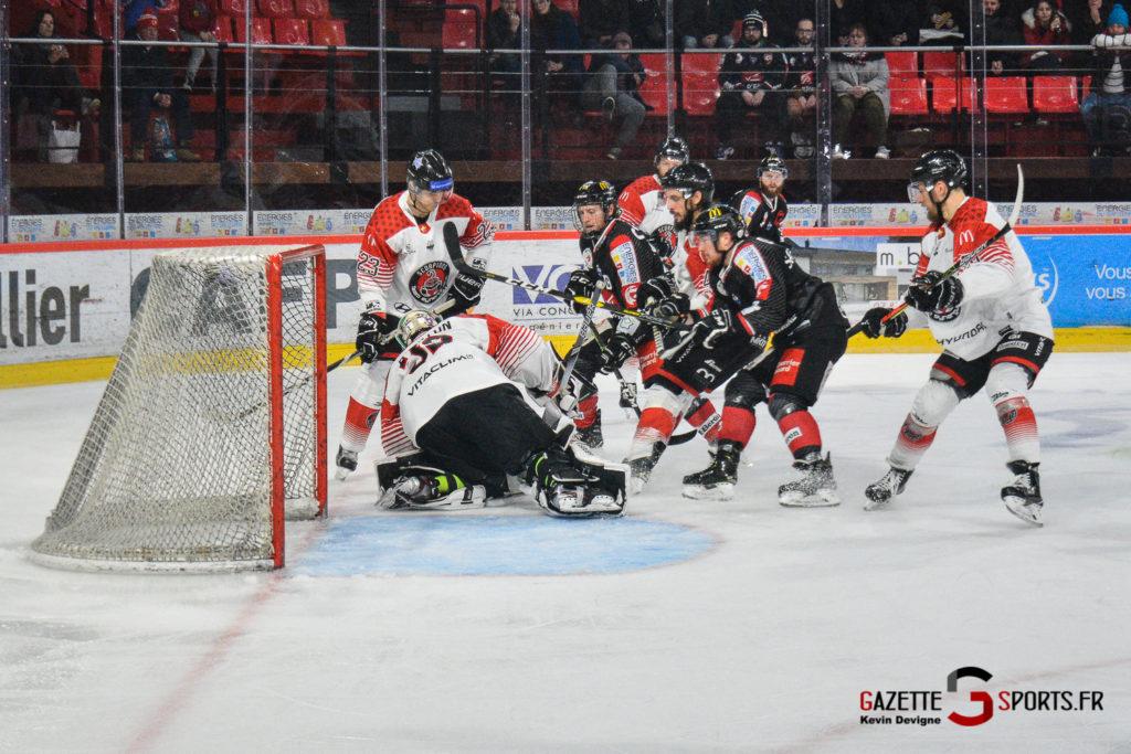 Hockey Gothique Vs Mulhouse 1 4 Match 1 Kevin Devigne Gazettesports 21