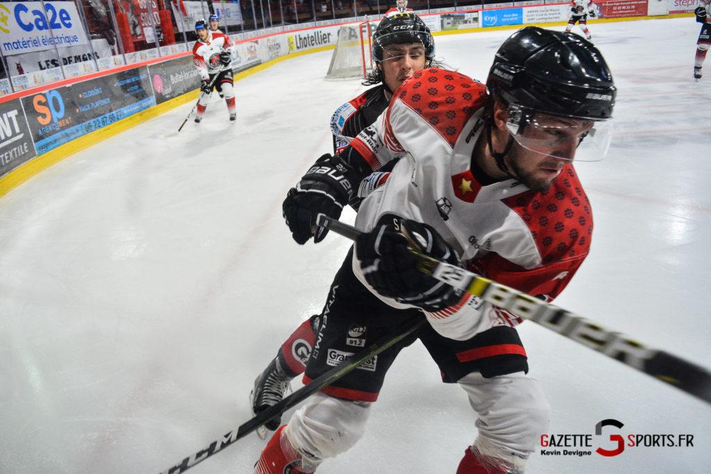 Hockey Gothique Vs Mulhouse 1 4 Match 1 Kevin Devigne Gazettesports 22