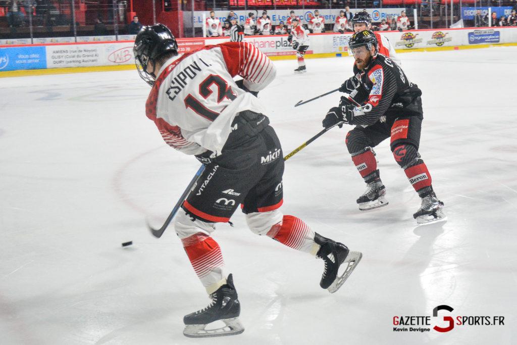 Hockey Gothique Vs Mulhouse 1 4 Match 1 Kevin Devigne Gazettesports 23