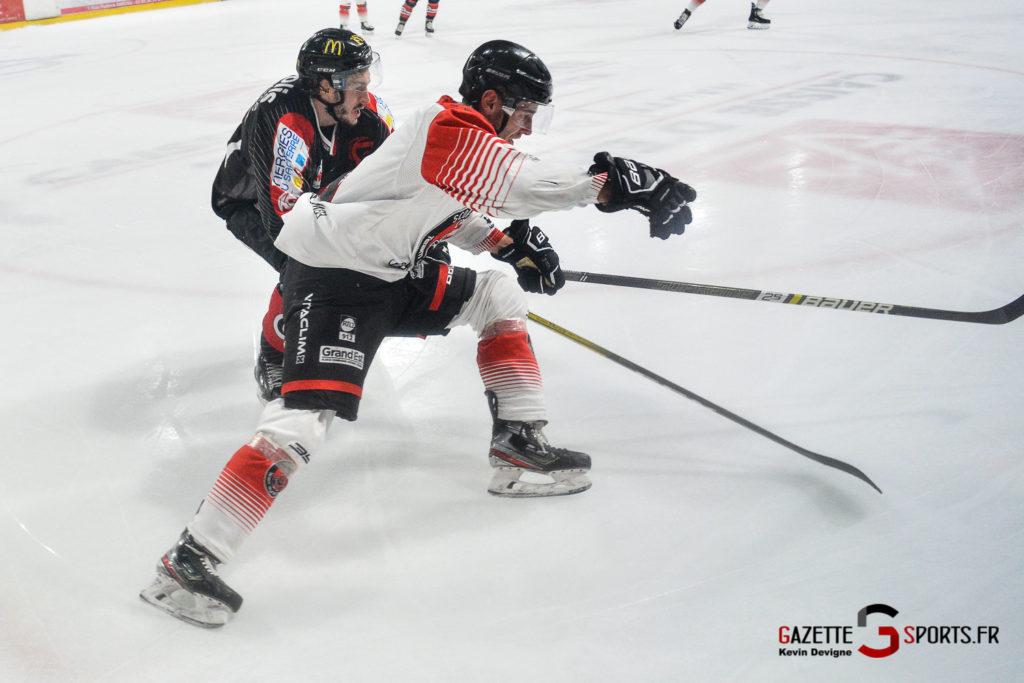 Hockey Gothique Vs Mulhouse 1 4 Match 1 Kevin Devigne Gazettesports 27