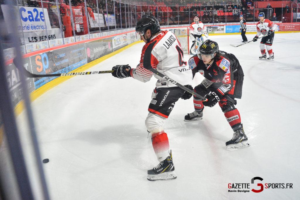 Hockey Gothique Vs Mulhouse 1 4 Match 1 Kevin Devigne Gazettesports 28