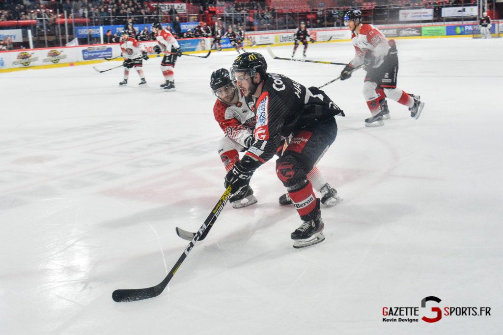 Hockey Gothique Vs Mulhouse 1 4 Match 1 Kevin Devigne Gazettesports 30