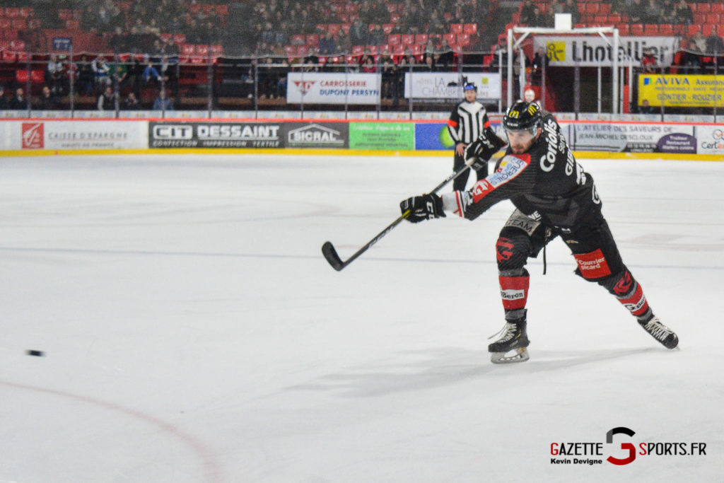 Hockey Gothique Vs Mulhouse 1 4 Match 1 Kevin Devigne Gazettesports 31