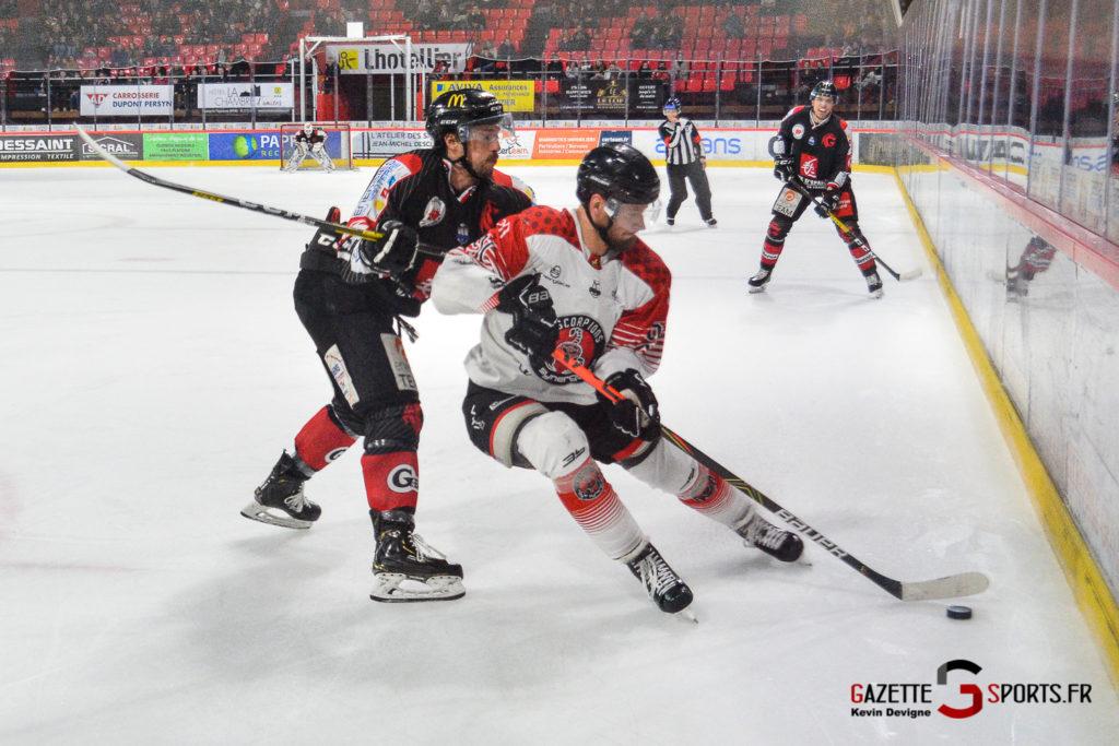 Hockey Gothique Vs Mulhouse 1 4 Match 1 Kevin Devigne Gazettesports 32