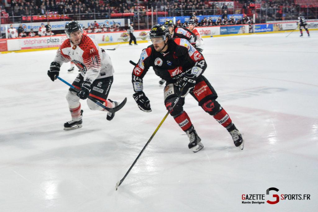 Hockey Gothique Vs Mulhouse 1 4 Match 1 Kevin Devigne Gazettesports 33