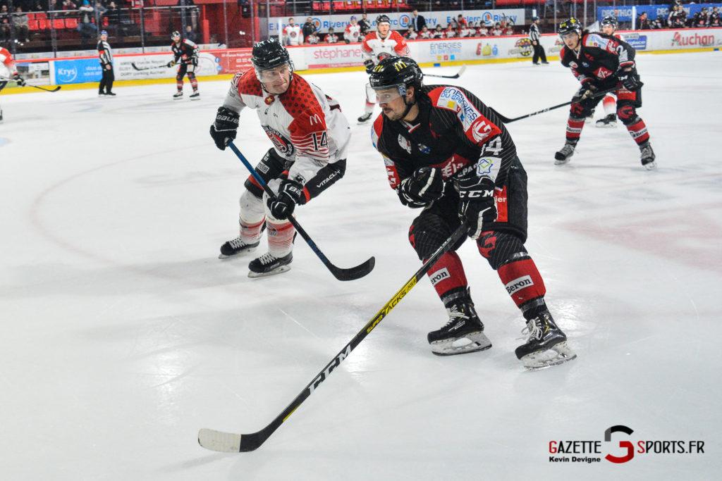 Hockey Gothique Vs Mulhouse 1 4 Match 1 Kevin Devigne Gazettesports 34