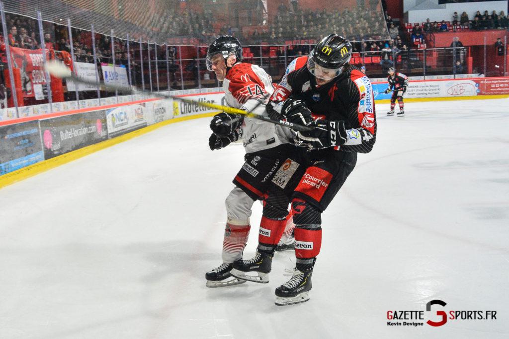 Hockey Gothique Vs Mulhouse 1 4 Match 1 Kevin Devigne Gazettesports 35