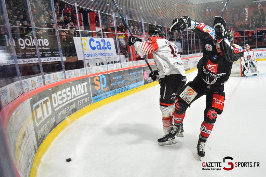 Hockey Gothique Vs Mulhouse 1 4 Match 1 Kevin Devigne Gazettesports 36