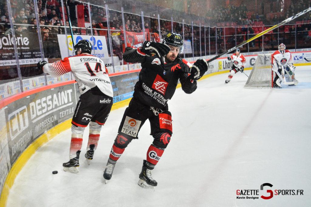 Hockey Gothique Vs Mulhouse 1 4 Match 1 Kevin Devigne Gazettesports 37