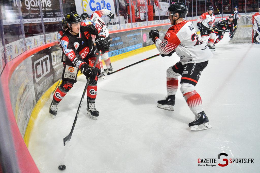 Hockey Gothique Vs Mulhouse 1 4 Match 1 Kevin Devigne Gazettesports 38