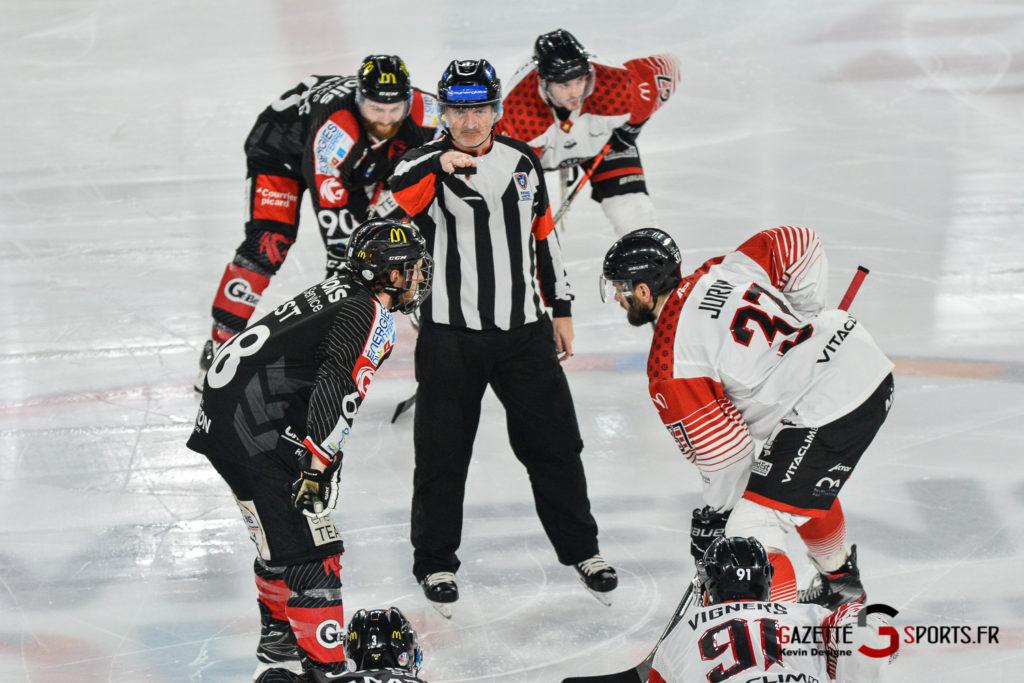 Hockey Gothique Vs Mulhouse 1 4 Match 1 Kevin Devigne Gazettesports 39