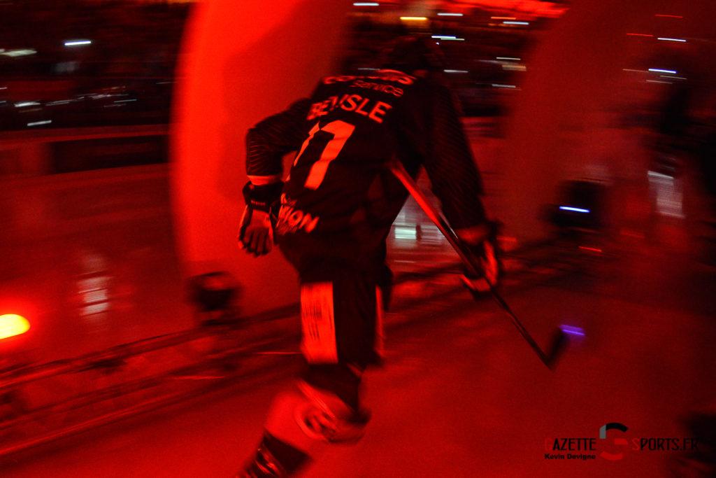 Hockey Gothique Vs Mulhouse 1 4 Match 1 Kevin Devigne Gazettesports 4