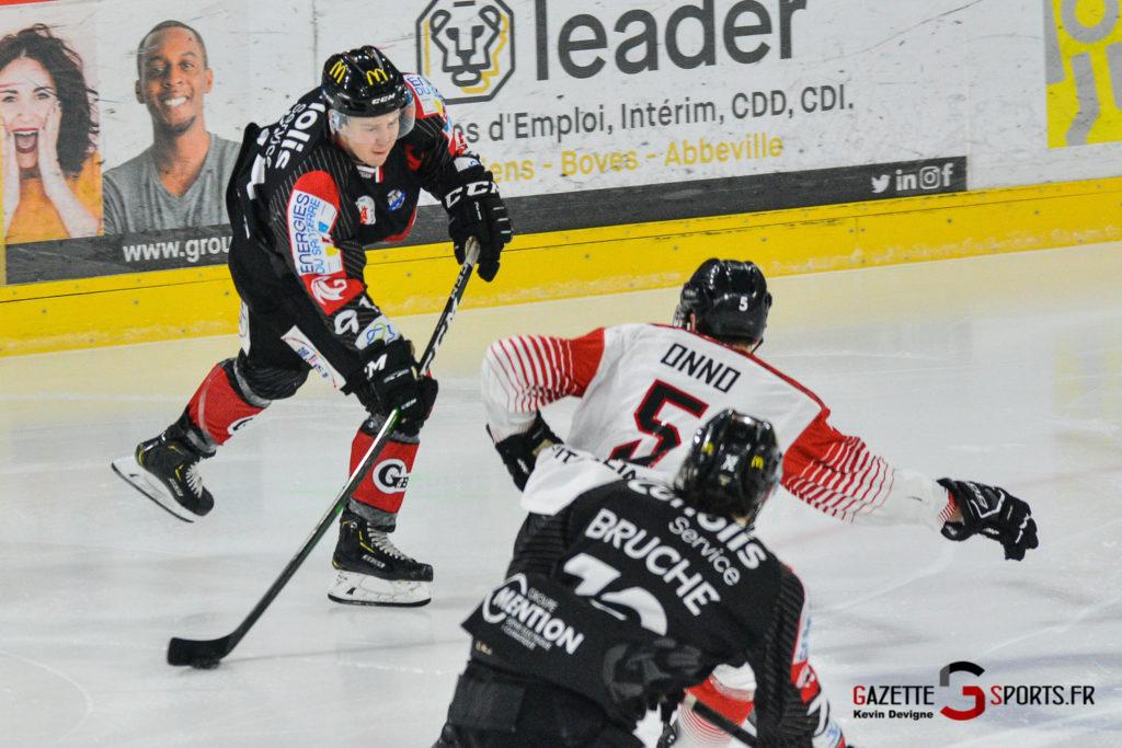 Hockey Gothique Vs Mulhouse 1 4 Match 1 Kevin Devigne Gazettesports 40