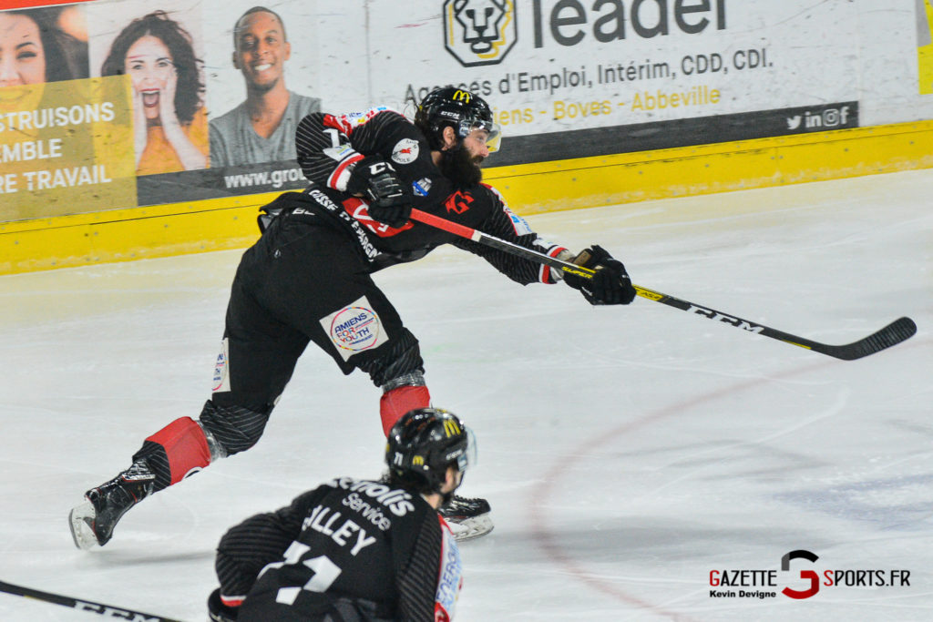 Hockey Gothique Vs Mulhouse 1 4 Match 1 Kevin Devigne Gazettesports 42