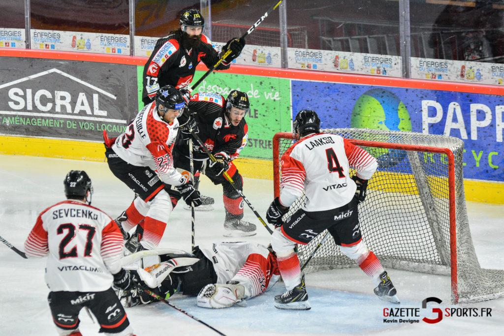 Hockey Gothique Vs Mulhouse 1 4 Match 1 Kevin Devigne Gazettesports 43