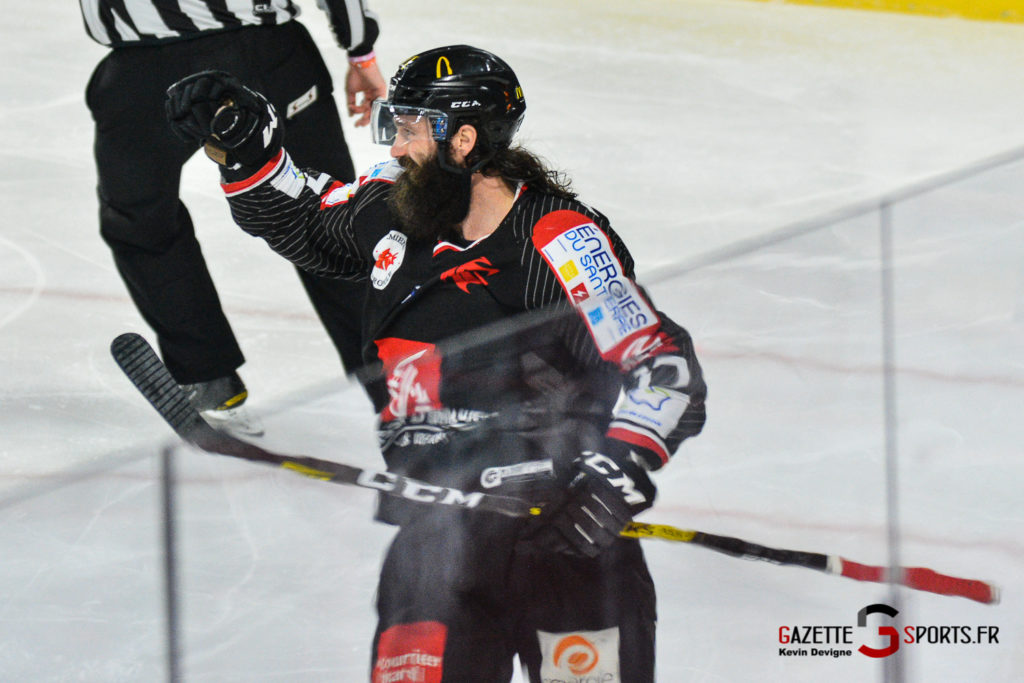 Hockey Gothique Vs Mulhouse 1 4 Match 1 Kevin Devigne Gazettesports 46