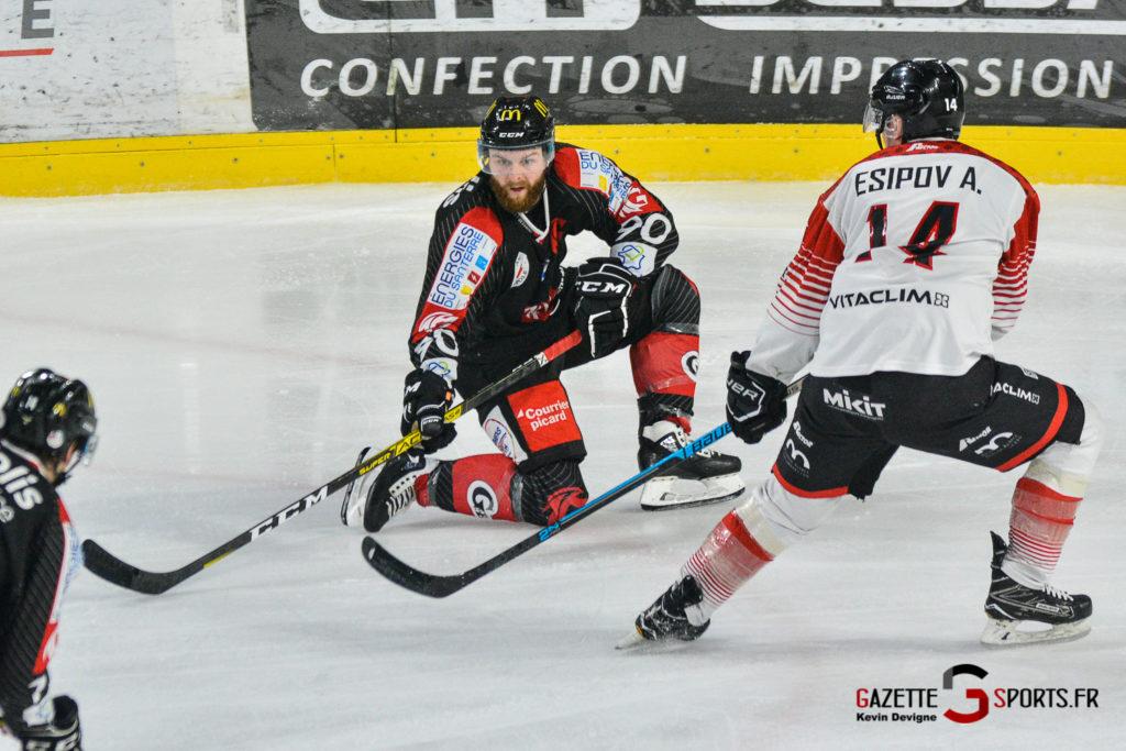 Hockey Gothique Vs Mulhouse 1 4 Match 1 Kevin Devigne Gazettesports 49