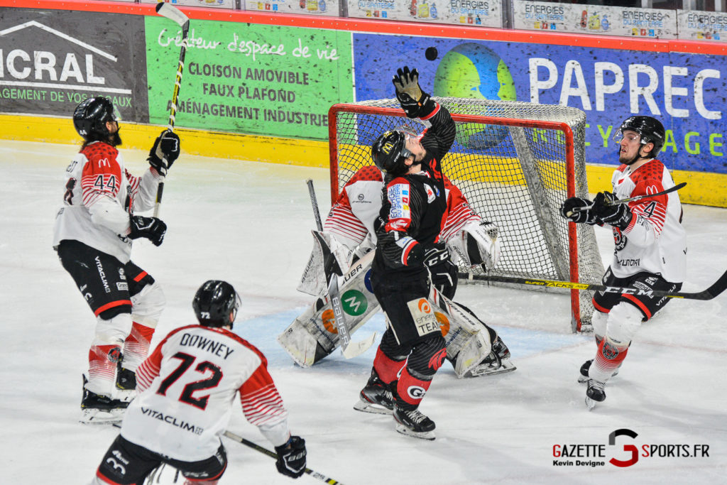 Hockey Gothique Vs Mulhouse 1 4 Match 1 Kevin Devigne Gazettesports 51