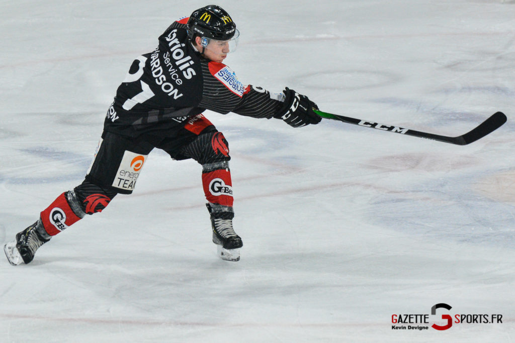 Hockey Gothique Vs Mulhouse 1 4 Match 1 Kevin Devigne Gazettesports 52