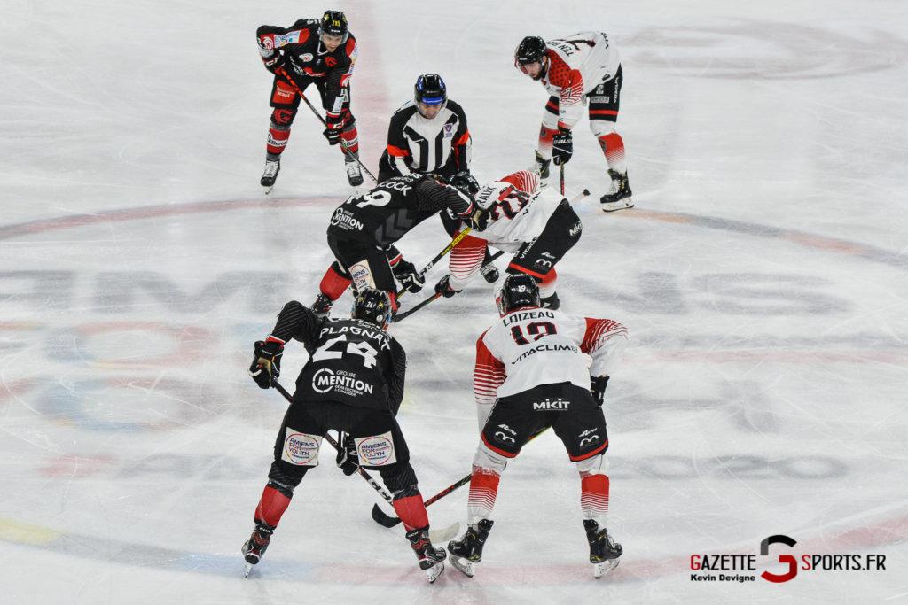 Hockey Gothique Vs Mulhouse 1 4 Match 1 Kevin Devigne Gazettesports 54