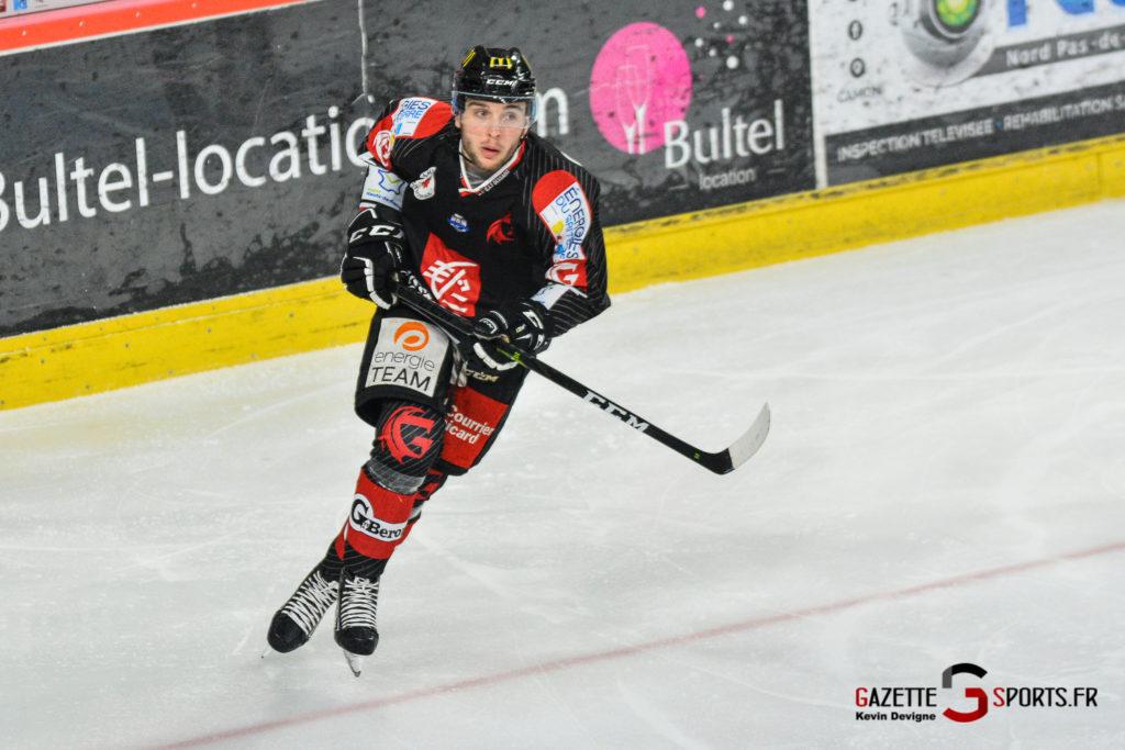 Hockey Gothique Vs Mulhouse 1 4 Match 1 Kevin Devigne Gazettesports 55