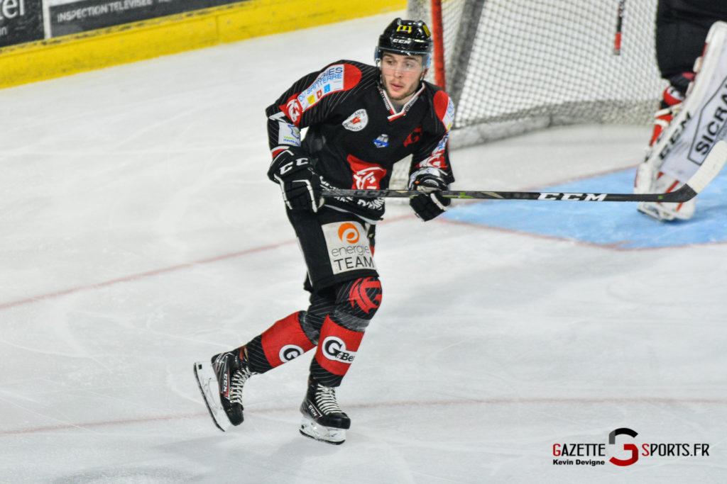 Hockey Gothique Vs Mulhouse 1 4 Match 1 Kevin Devigne Gazettesports 57
