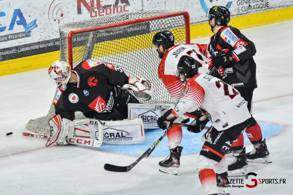 Hockey Gothique Vs Mulhouse 1 4 Match 1 Kevin Devigne Gazettesports 58