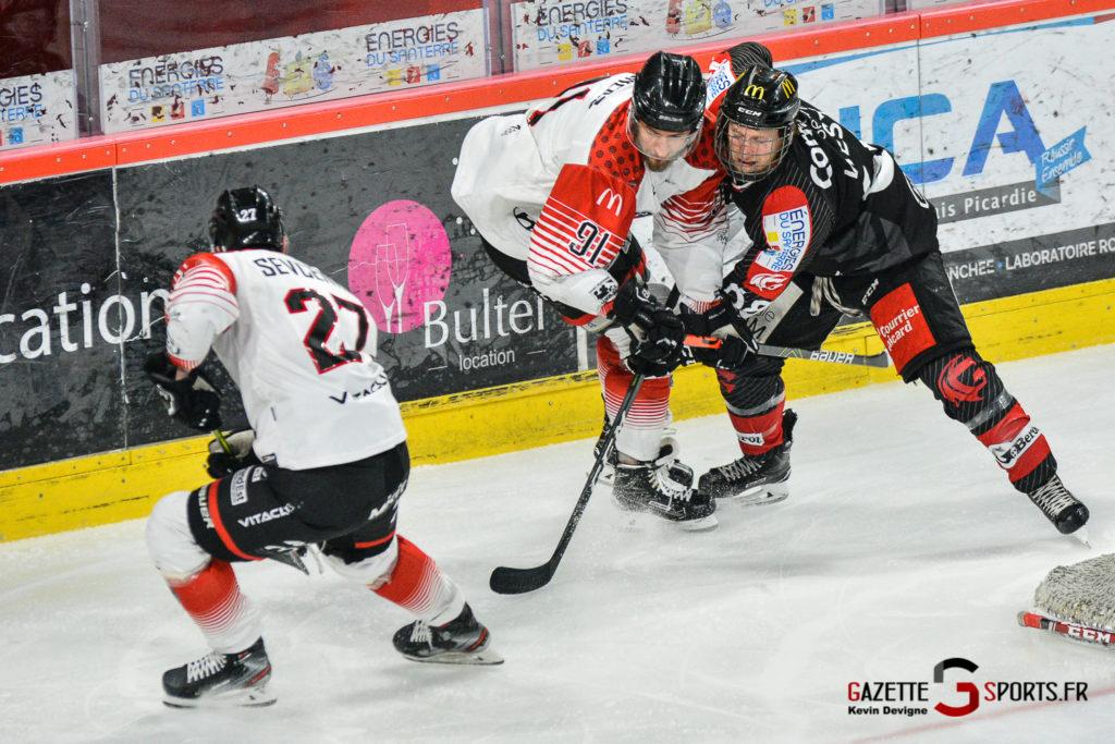 Hockey Gothique Vs Mulhouse 1 4 Match 1 Kevin Devigne Gazettesports 59