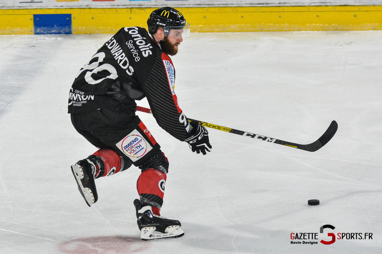 Hockey Gothique Vs Mulhouse 1 4 Match 1 Kevin Devigne Gazettesports 60